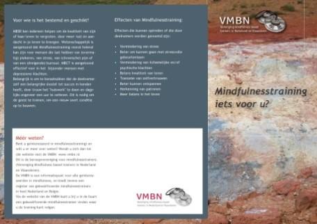 Publieksfolder_Mindfulness_VMBN_2014